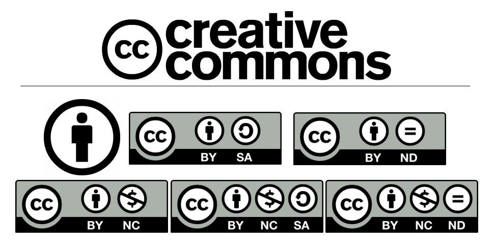 Licencias de imágenes Creative Commons