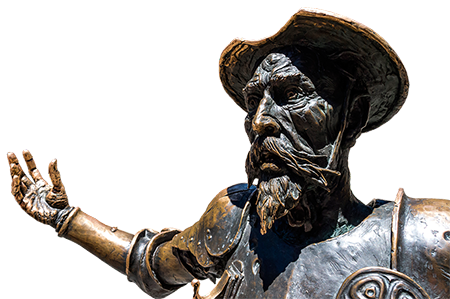El Quijote es de dominio público