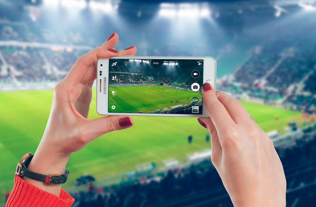 Vender fotos online de deporte
