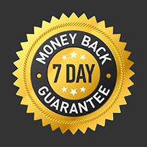 7 días de garantía
